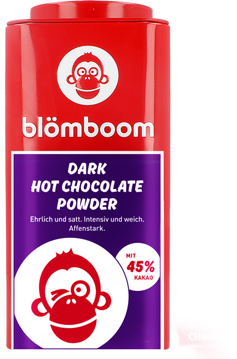 blömboom - Dark Hot Chocolate Powder