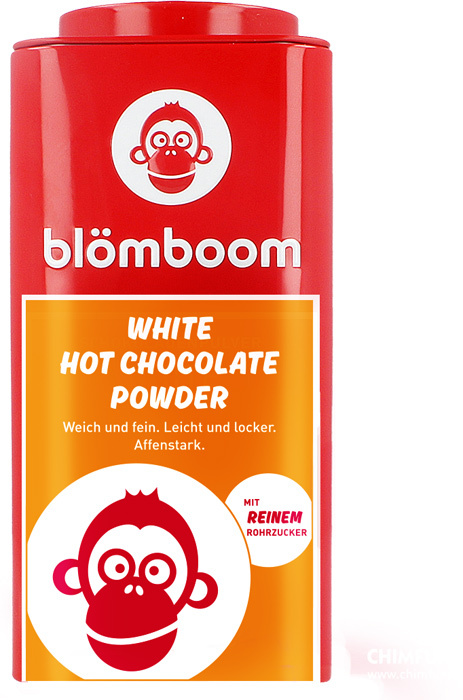 blömboom - White Hot Chocolate Powder